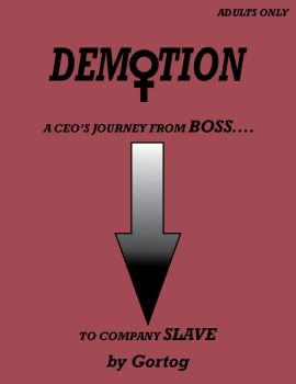DEMOTION COVER by Gortogs