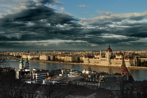 Budapest by ladiespet