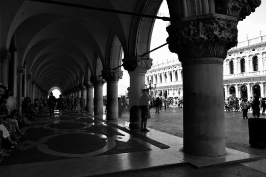 Piazza San Marco by SuicideOphelia