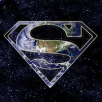 Superman Earth logo by JerryLSchick