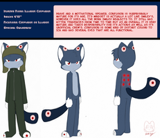 Illusion Confusion Ref by SmilehKitteh