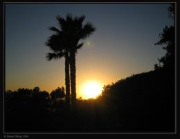 Sunset in Corona Del Mar 2 by Darth4114