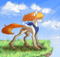 A Long Way by Ruaniamh