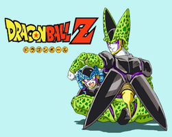 Cell y Cell Jr by cell221