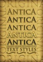 Antica  Ancient Text Styles by MuzikizumWeb