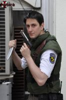 Chris Redfield by Leadmill