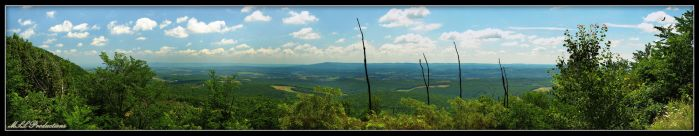Grand View Point Panorama by Dracoart