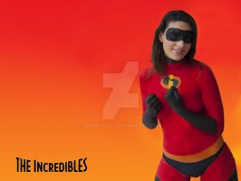 The Incredibles Bodypaint by NiliaStyle