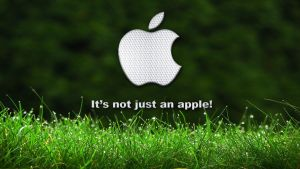 Its not just an apple! by Multigold99