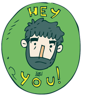 07.07.12. Hey you! by juandapo