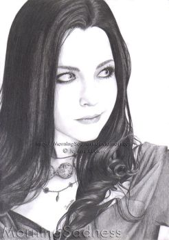 Amy Lee by MorningSadness