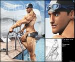 Swimmer preview by albron111