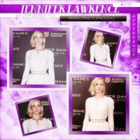 Photopack 3545: Jennifer Lawrence by PerfectPhotopacksHQ