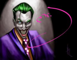 The Joker by Caelkriss