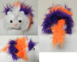 Long Haired Cat-erpillar by cirqueducrochet