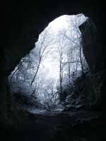 Light at the End of Tunnel by Mornambar-Totto