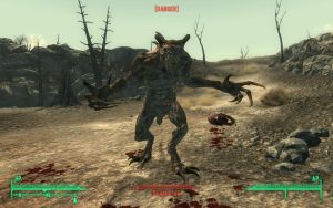 Deathclaw by Jd1680a