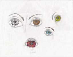 eyes by vincevinella