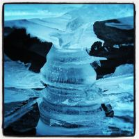 Winter Ice by TheRedLightning