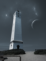 The Lighthouse and Me by KennethJensen
