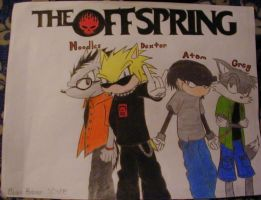 The Offspring by Scars1023