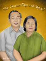 For You Papa and Mama by renen02