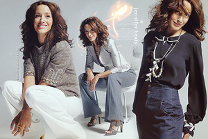 Jennifer Beals. by fofo77