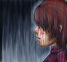 +Tears Don't Fall+ :Part One: by Silvereyed