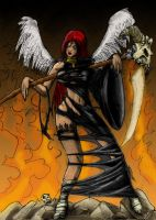 R1lf's Angel of Death Color by Deathring2000