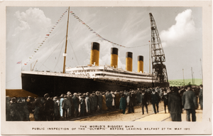 In Awe by RMS-OLYMPIC