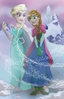 Frozen by Bloodzilla-Billy