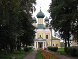 The Transfiguration Cathedral by Yavanna1815