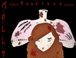 (New!Creepypasta OC) Molly the Headless Doll. by Rilee-Willow