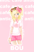 Antic Cafe - Bou by popcat