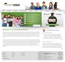 Greenways Academy by colindaniellafferty