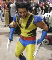 Wolverine at the Con by mjac1971
