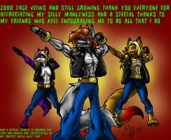2000 pagevies thank you all by TheBigBadWolf01