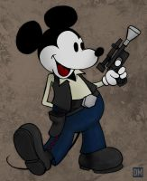 Mickey Solo by DanielMead
