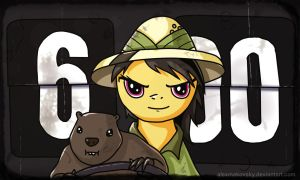 Happy Groundhog Day by alexmakovsky