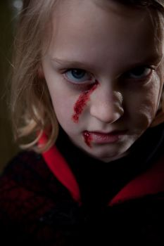 child vamp stock by twigstock