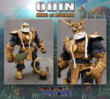 Odin King of Asgard by Lokoboys
