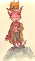 Hellboy by whosname