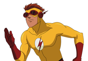 Kid Flash - Young Justice by 1984neptune