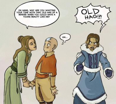 Aang100 _5 by DoodleBuggy
