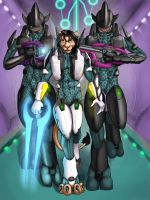 Halo: Lions share by Pinkuh