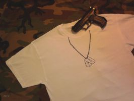 Dogtags shirt by heinpold