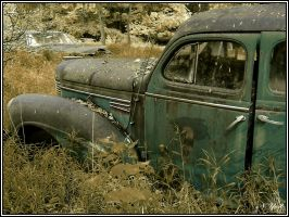 Rusting away by TaterKnoll