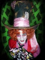 Mad Hatter Preview by CalamityJade