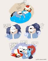 Undertale by Muffin-Draw