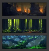 Thumbnail Ideation (Patreon IP02) by andreasrocha